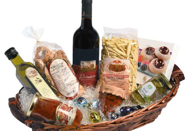 Connu Confezioni e idee regalo Milano, vendita cesti gastronomici, cesti  IA98